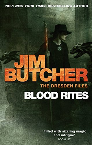 9780356500324: Blood Rites (Dresden Files)
