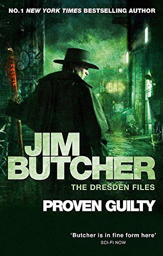 9780356500348: Proven Guilty: The Dresden Files Book Eight: 8