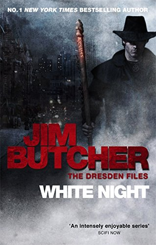 9780356500355: White Night: The Dresden Files Book Nine: 9