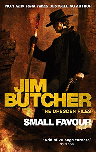 9780356500362: Small Favour: The Dresden Files, Book Ten