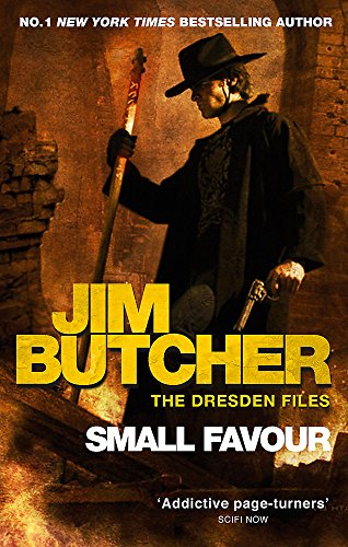 9780356500362: Small Favour (Dresden Files (Unnumbered Paperback))