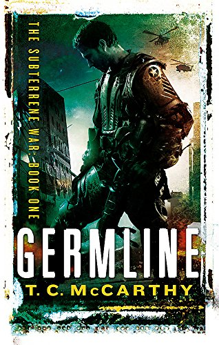 9780356500416: Germline (Subterrene War)