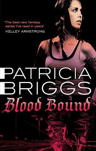 9780356500591: Blood Bound: Mercy Thompson, book 2