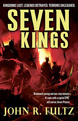 9780356500829: Seven Kings: Books of the Shaper: Volume 2