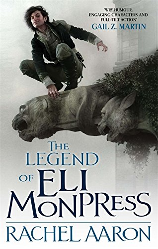 9780356500867: The Legend Of Eli Monpress