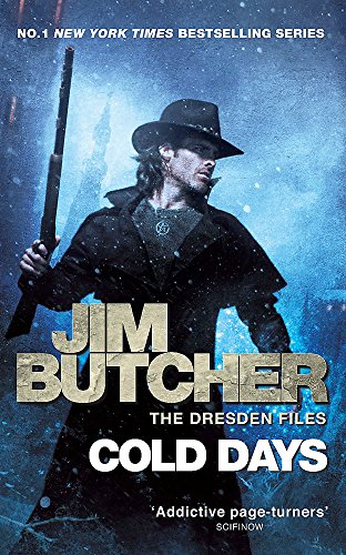 9780356500898: Cold Days: A Dresden Files Novel