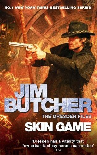 9780356500904: Skin Game: The Dresden Files, Book Fifteen