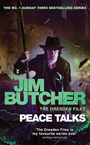 9780356500911: Untitled Dresden Files 16