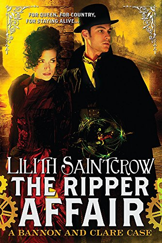 9780356500942: The Ripper Affair (Bannon and Clare)