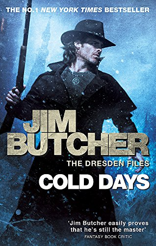 9780356500959: Cold Days: A Dresden Files Novel: 14