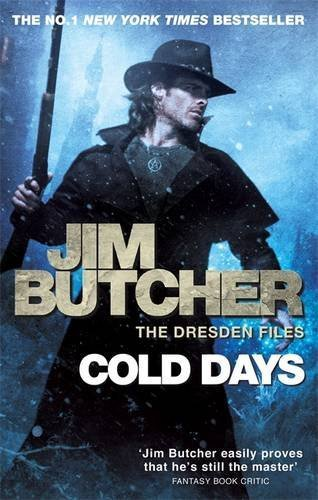 9780356501031: Cold Days: A Dresden Files Novel