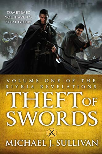 9780356501062: Theft of Swords (Riyria Revelations)