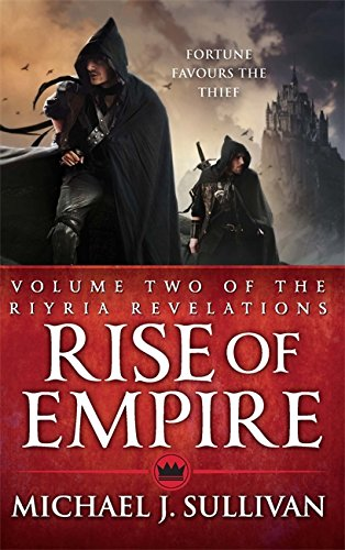 9780356501079: Rise of Empire (Riyria Revelations)
