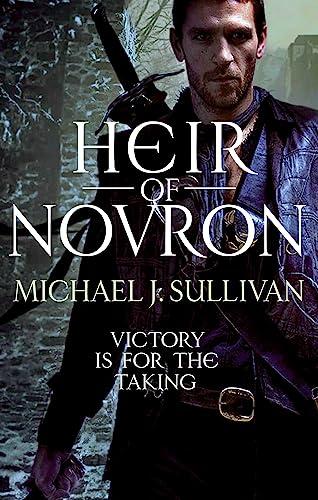 9780356501086: Heir of Novron (Riyria Revelations)