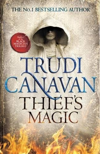9780356501109: Thief's Magic: Book 1 of Millennium's Rule