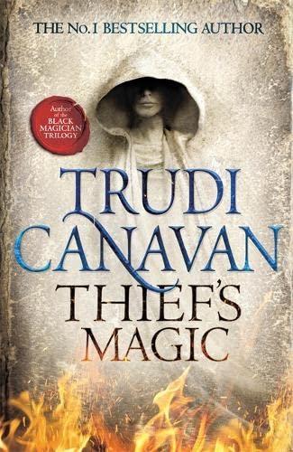 9780356501109: Thief's Magic: Book 1 of Millennium's Rule