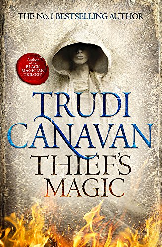 9780356501116: Thief's Magic: Book 1 of Millennium's Rule
