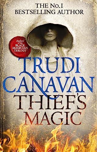 9780356501123: Thief's Magic: Book 1 of Millennium's Rule