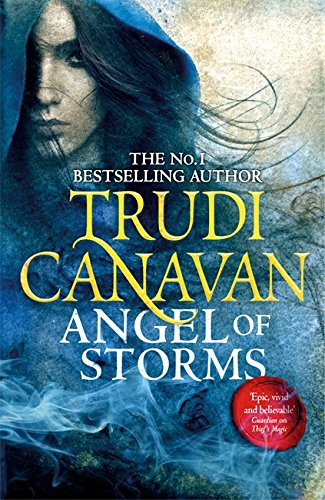 9780356501130: Angel of Storms: Book 2 of Millennium's Rule