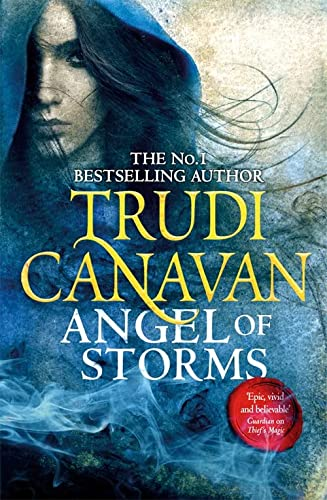 9780356501147: Angel of Storms: Book 2 of Millennium's Rule