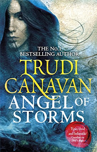 9780356501154: Millennium's Rule : Tome 2, Angel of Storms