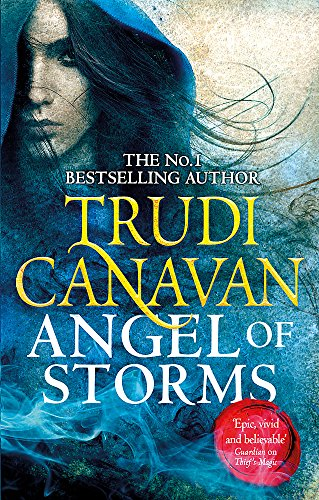 9780356501154: Angel of Storms: Book 2 of Millennium's Rule