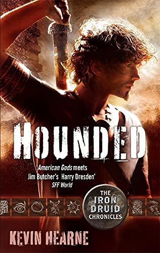 9780356501192: Hounded (Iron Druid Chronicles)