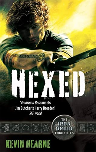 9780356501208: Hexed: The Iron Druid Chronicles