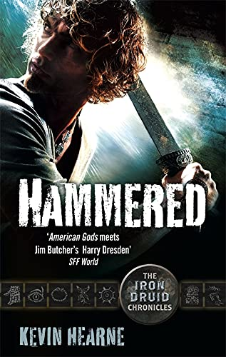 9780356501215: Hammered: The Iron Druid Chronicles