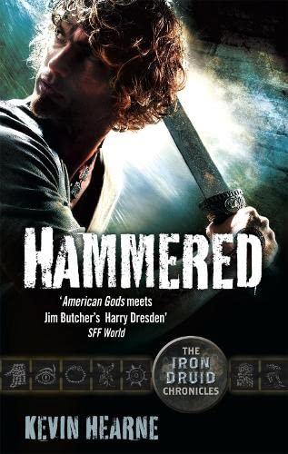 9780356501215: Hammered (Iron Druid Chronicles)