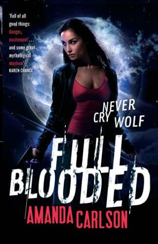 9780356501260: Full Blooded: Book 1 in the Jessica McClain series (Jessica McCain)