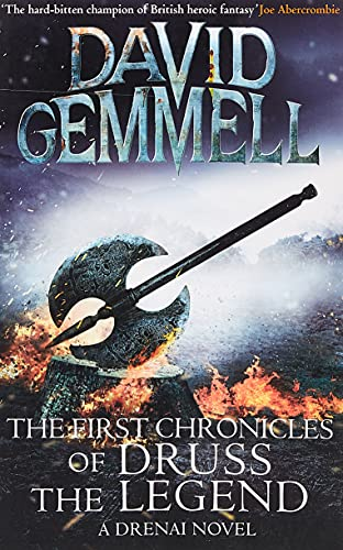 9780356501420: The First Chronicles of Druss the Legend (Drenai)