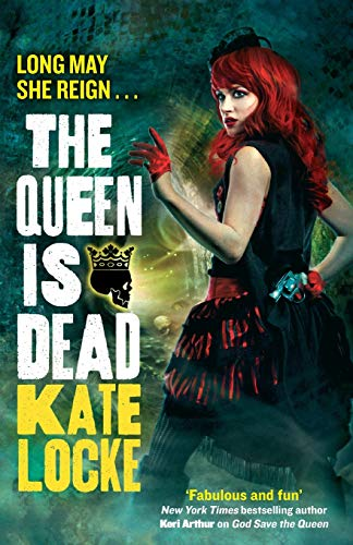9780356501444: The Queen Is Dead: Book 2 of the Immortal Empire