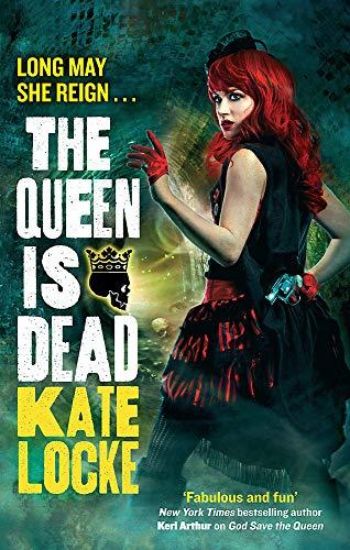 9780356501444: The Queen is Dead (Immortal Empire)