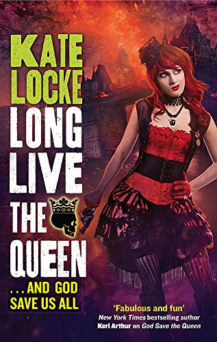 9780356501451: Long Live the Queen: Book 3 of the Immortal Empire
