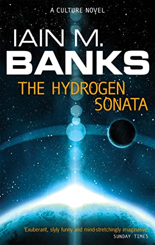 9780356501499: The Hydrogen Sonata. A Culture Novel