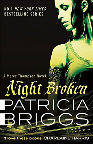 9780356501543: Night Broken: A Mercy Thompson Novel