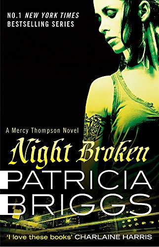 9780356501550: Night Broken: A Mercy Thompson Novel
