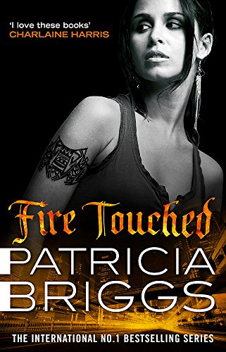 9780356501574: Fire Touched: Mercy Thompson Book 9
