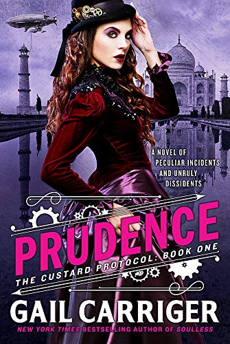 9780356501796: Prudence: Book One of The Custard Protocol