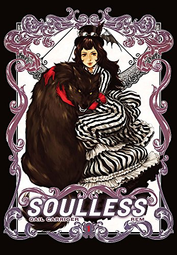 9780356501819: Soulless: The Manga (Parasol Protectorate)