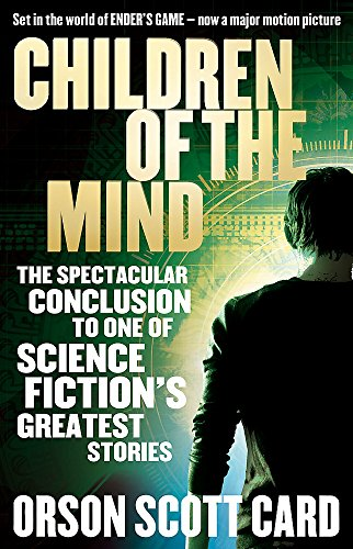 9780356501871: Children Of The Mind: Book 4 of the Ender Saga