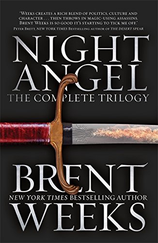 9780356501949: Night Angel: The Complete Trilogy