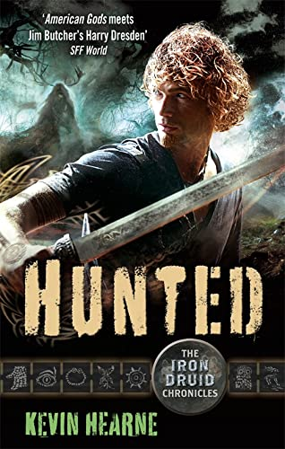 9780356501987: Hunted (Iron Druid Chronicles)