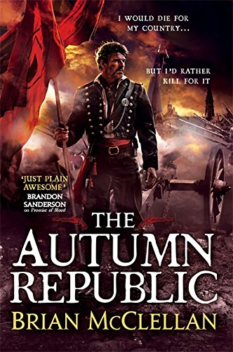 9780356502052: The Autumn Republic (Powder Mage trilogy)