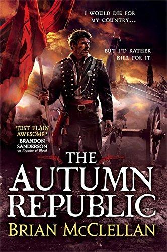 9780356502052: The Autumn Republic (Powder Mage trilogy)