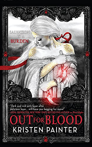 9780356502106: Out for Blood (House of Comarre)
