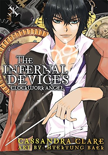 9780356502250: The Infernal Devices 1. Clockwork Angel (Infernal Devices: Manga)