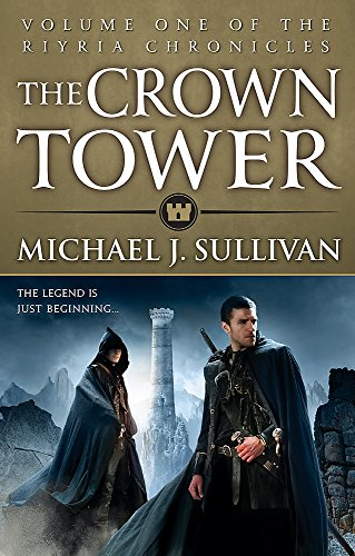 9780356502274: The Crown Tower: Book 1 of The Riyria Chronicles