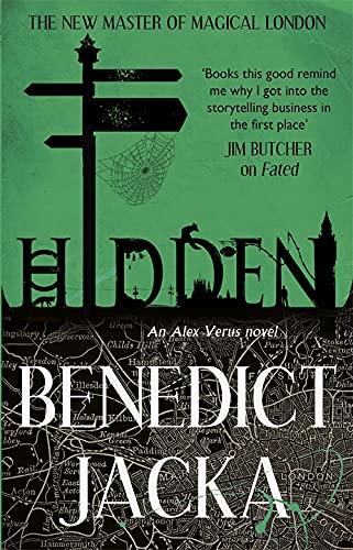 9780356502311: Hidden: An Alex Verus novel